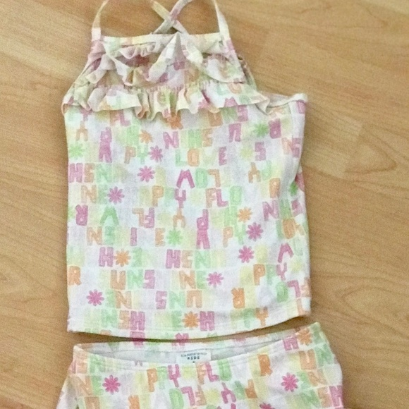 Lands End Swim Girls Very Cute Suit From Lands End Sz 4t Poshmark